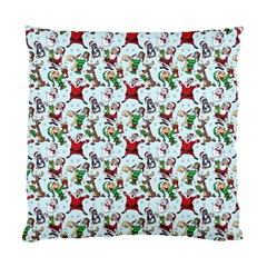 Christmas Pattern Standard Cushion Case (one Side) by tarastyle
