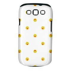 Happy Sun Motif Kids Seamless Pattern Samsung Galaxy S Iii Classic Hardshell Case (pc+silicone) by dflcprintsclothing