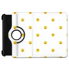Happy Sun Motif Kids Seamless Pattern Kindle Fire Hd 7  by dflcprintsclothing