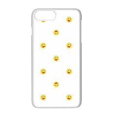Happy Sun Motif Kids Seamless Pattern Apple Iphone 7 Plus Seamless Case (white) by dflcprintsclothing