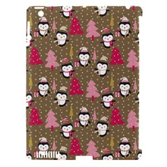 Christmas Pattern Apple Ipad 3/4 Hardshell Case (compatible With Smart Cover) by tarastyle