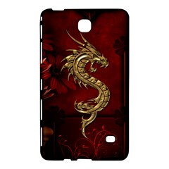 Wonderful Mystical Dragon, Vintage Samsung Galaxy Tab 4 (8 ) Hardshell Case  by FantasyWorld7
