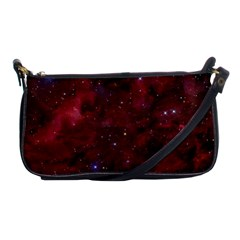 Abstract Fantasy Color Colorful Shoulder Clutch Bags by Celenk
