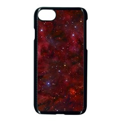 Abstract Fantasy Color Colorful Apple Iphone 8 Seamless Case (black) by Celenk