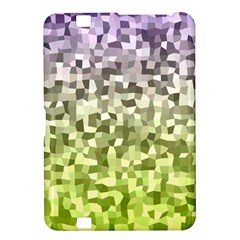 Irregular Rectangle Square Mosaic Kindle Fire Hd 8 9  by Celenk