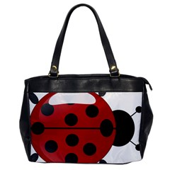 Ladybug Insects Colors Alegre Office Handbags by Celenk