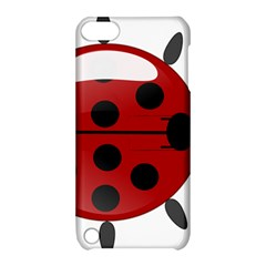 Ladybug Insects Colors Alegre Apple Ipod Touch 5 Hardshell Case With Stand by Celenk