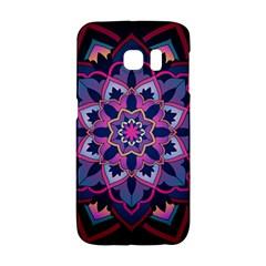 Mandala Circular Pattern Galaxy S6 Edge by Celenk