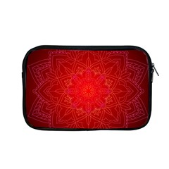 Mandala Ornament Floral Pattern Apple Macbook Pro 13  Zipper Case by Celenk
