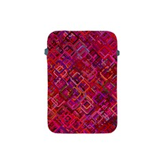 Pattern Background Square Modern Apple Ipad Mini Protective Soft Cases by Celenk