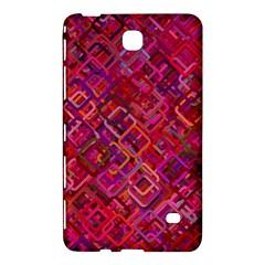 Pattern Background Square Modern Samsung Galaxy Tab 4 (7 ) Hardshell Case  by Celenk