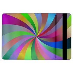 Spiral Background Design Swirl Ipad Air 2 Flip by Celenk