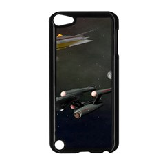 Space Travel Spaceship Space Apple Ipod Touch 5 Case (black) by Celenk