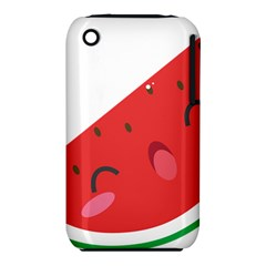 Watermelon Red Network Fruit Juicy Iphone 3s/3gs by Celenk