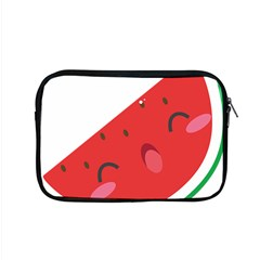 Watermelon Red Network Fruit Juicy Apple Macbook Pro 15  Zipper Case by Celenk