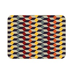 Native American 7 Double Sided Flano Blanket (mini)  by Cveti