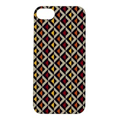 Native American Pattern 5 Apple Iphone 5s/ Se Hardshell Case by Cveti