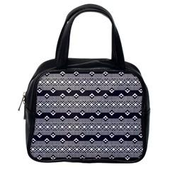 Native American Pattern 9 Classic Handbags (one Side) by Cveti