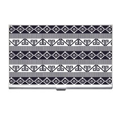 Native American 12 Business Card Holders by Cveti