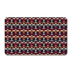 Native American Pattern 14 Magnet (rectangular) by Cveti