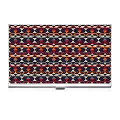 Native American Pattern 14 Business Card Holders by Cveti