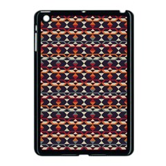 Native American Pattern 14 Apple Ipad Mini Case (black) by Cveti