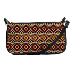Native American Pattern 15 Shoulder Clutch Bags by Cveti