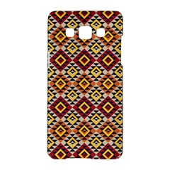 Native American Pattern 15 Samsung Galaxy A5 Hardshell Case  by Cveti