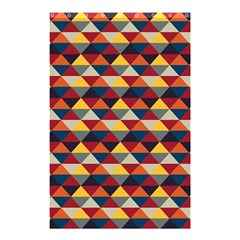 Native American Pattern 16 Shower Curtain 48  X 72  (small)  by Cveti
