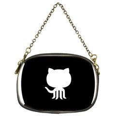 Logo Icon Github Chain Purses (two Sides)  by Celenk