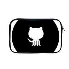 Logo Icon Github Apple Macbook Pro 13  Zipper Case by Celenk