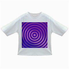 Circle Target Focus Concentric Infant/toddler T Shirts by Celenk