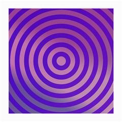 Circle Target Focus Concentric Medium Glasses Cloth (2 Side)