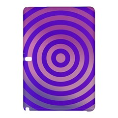Circle Target Focus Concentric Samsung Galaxy Tab Pro 12 2 Hardshell Case by Celenk