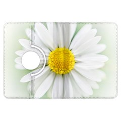 Art Daisy Flower Art Flower Deco Kindle Fire Hdx Flip 360 Case