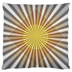 Abstract Art Modern Abstract Standard Flano Cushion Case (one Side) by Celenk