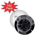 Space Universe Earth Rocket 1.75  Buttons (100 pack)