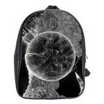 Space Universe Earth Rocket School Bag (Large)