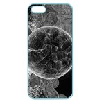 Space Universe Earth Rocket Apple Seamless iPhone 5 Case (Color)