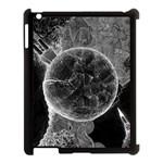 Space Universe Earth Rocket Apple iPad 3/4 Case (Black)