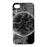 Space Universe Earth Rocket Apple iPhone 4/4S Hardshell Case with Stand