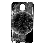 Space Universe Earth Rocket Samsung Galaxy Note 3 N9005 Hardshell Case