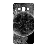 Space Universe Earth Rocket Samsung Galaxy A5 Hardshell Case