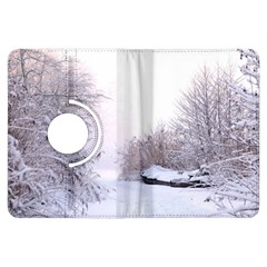Winter Snow Ice Freezing Frozen Kindle Fire Hdx Flip 360 Case