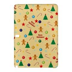 Christmas Pattern Samsung Galaxy Tab Pro 12 2 Hardshell Case by Valentinaart