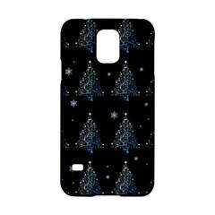 Christmas Tree   Pattern Samsung Galaxy S5 Hardshell Case  by Valentinaart