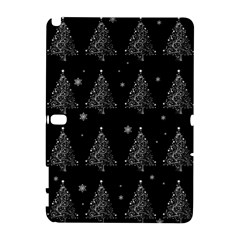 Christmas Tree   Pattern Galaxy Note 1 by Valentinaart