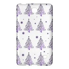 Christmas Tree   Pattern Samsung Galaxy Tab 4 (8 ) Hardshell Case  by Valentinaart