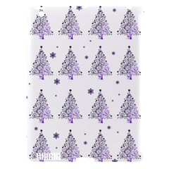 Christmas Tree   Pattern Apple Ipad 3/4 Hardshell Case (compatible With Smart Cover) by Valentinaart