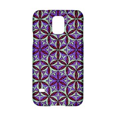 Flower Of Life Hand Drawing Pattern Samsung Galaxy S5 Hardshell Case  by Cveti